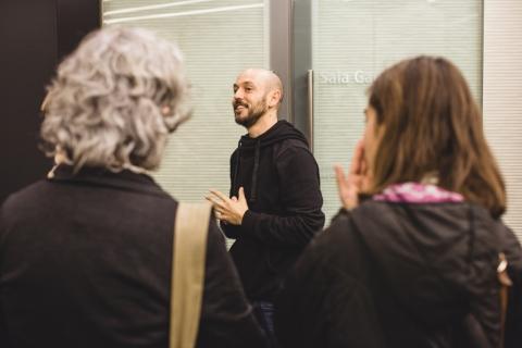 Pablo Ricciardulli / Fundació Catalunya-La Pedrera